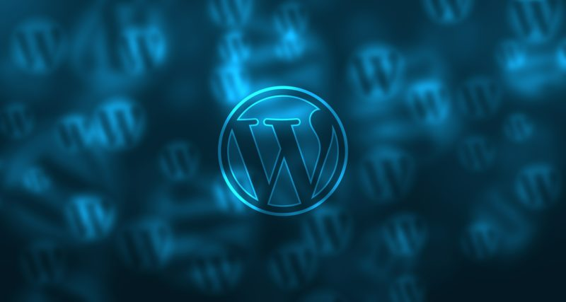 An image of the Wordpress Icon